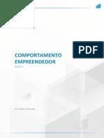 Comportamento Empreendedor Aula 02