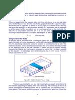 7) Design of One-Way Slabs