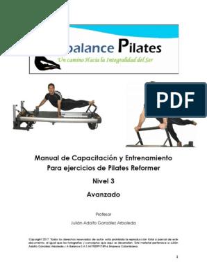 ejercicios de pilates para embarazadas pdf
