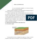Syllabus Geologia Estructural 2do Parcial II-2018