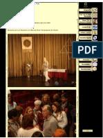 Buenos Aires Con Drunvalo en Conferencia