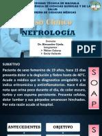 Presentacion Del Caso Clinico Nefrologia