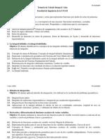 Temario de Cálculo Integral de La Facultad de Ingeniería de La UNAM