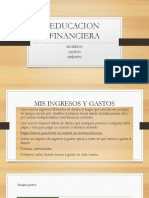 EDUCACION FINANCIERA CONQUITO