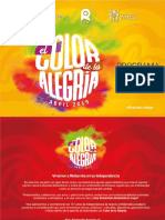 Programa de Fiestas 2019 Abril Riobamba