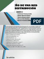 Diseño de Una Red de Distribución