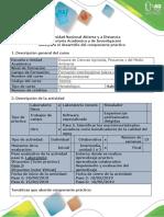 Guía de Actividades y Rúbrica de Evaluación - Tarea 3 - Estudios Epidemiologicos y Evaluacion de La Exposicion