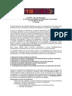 Jornadas Jóvenes FLACSO 2017. Segunda circular.docx