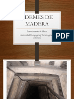Ademes de Madera