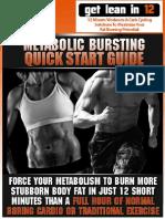 Gl12 Metabolic Bursting
