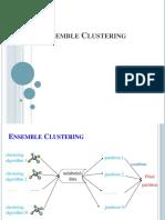 EnsembleClustering Jinfeng Jain
