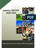Anual Report 2008-09