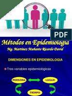 Semana 04 Metodos Epidemiologicos
