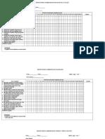 245998996 Checklist Monitoring Kebersihan