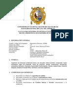 SILABO Matemáticas Discretas 2019-I (21!03!19) Sistemas