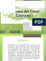 tunel carpiano