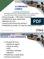 New Clase 01 - Que Es Forex