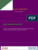 Health Concept PDF