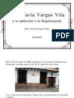 Unidad 6 Vargas Vila - María José Domínguez