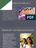 Aplicaciones homiléticas a textos bíblicos.ppt