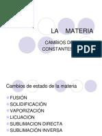 2 Cambios de Estado de La Materia .