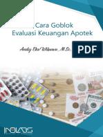 4 Cara Goblok Evaluasi Keuangan Apotek