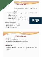 Clase Práctica 1, 21.03.2018
