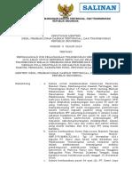 KepmenDesaPDTT No 9 Tahun 2019 Ttg IPT PT. Sawit Jaya Abadi (Salinan)