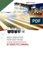 DF Series PTZ Cameras 2018H2(1)Hikvision