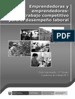 Emprendedoras y emprendedores trabajo competitivo para el desempeño laboral.pdf