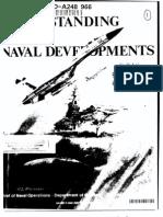 Understanding Soviet Naval Developments 6th Ed.