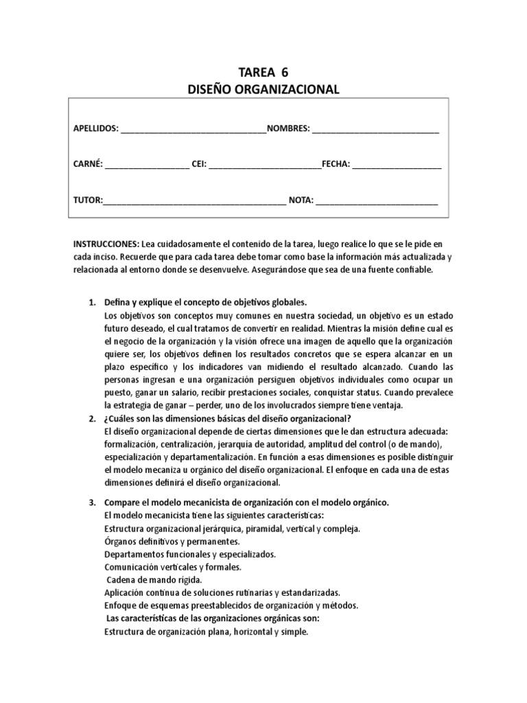 Tarea 6 Docx Diseño Negociación