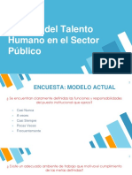 Gestion Del Talento Humano en El Sector Público
