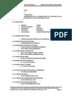 LIQUIDACION TECNICA FINACIERA DE CMAN