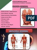 Miologia General