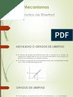 Clase 3 grados de libertad - ley de grashof.pptx