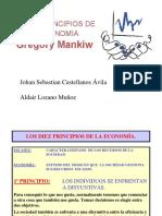 Los 10 Principios de La Economia