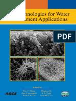 Nanotchnologies for Water Environmet Applicatons.pdf