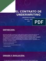 EL CONTRATO DE UNDERWRITING - DIAPOSITIVAS.pptx
