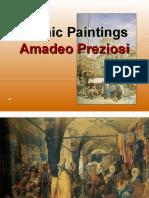 Islamic Paintings Amadeo Preziosi