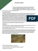 CULTURA ANDINA, COSTEÑA Y AMAZONICA.docx