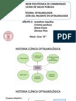 Exploración Del Paciente en Oftalmología Cap 3