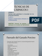 Clase 2 Tec Carnicos