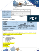 Activity guide and evaluation rubric - Step 2 - Create value from technologic innovation (1).docx