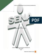 Definicion de Tipo de Licencia y Las Condiciones de Uso Del Sistema de Informacion