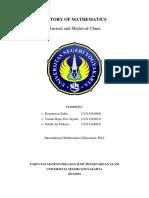 MAKALAH HISTORY OF MATHEMATICS.docx