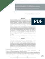 Espacios Barriales y Convivencia_reflexiones Sobre Las Concentraciones de Población Inmigrada y La Territorialidad Urbana