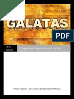 Gálatas verso a verso