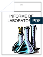 Formato de Informe de Biologia