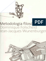 Folscheid-Wunenburger-Metodologia-Filosofica.pdf